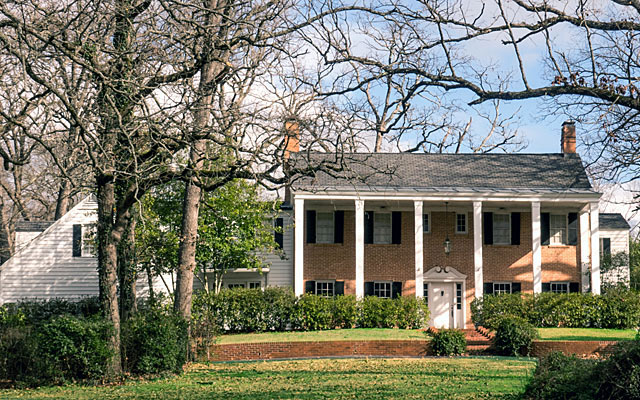 Calhoun House