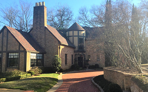 The White-Abell Home</br> 116 Lindsey Lane