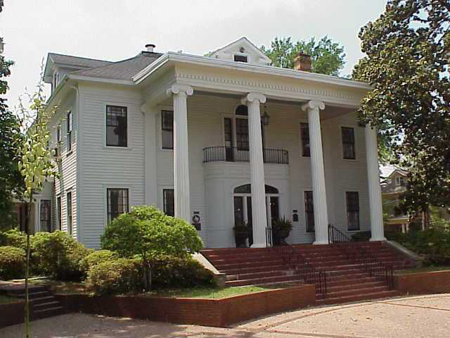 The Ramey-Granger House will be the location of our Holiday Party