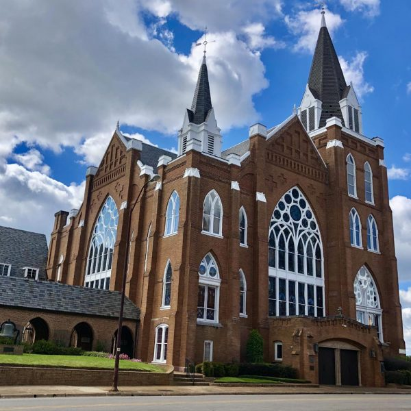 Congratulations to Marvin United Methodist Church on receiving the 2021 Preservation Award!